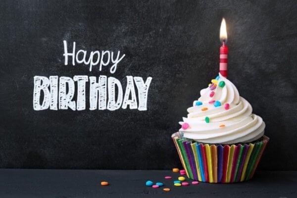 Olinda hat Geburtstag