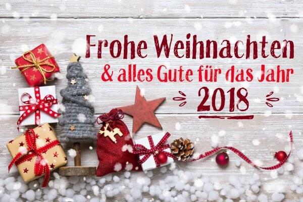 Olinda wünscht frohe Weihnachten und einen guten Rutsch!